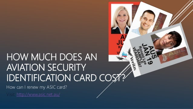 aviation security identification card asic application