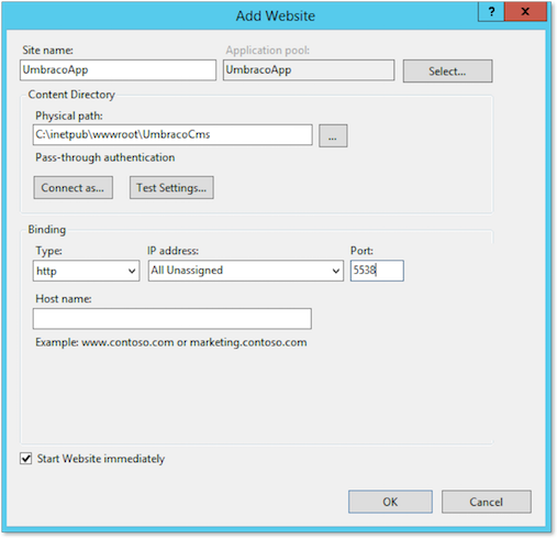 how to grant access to an application server 2016