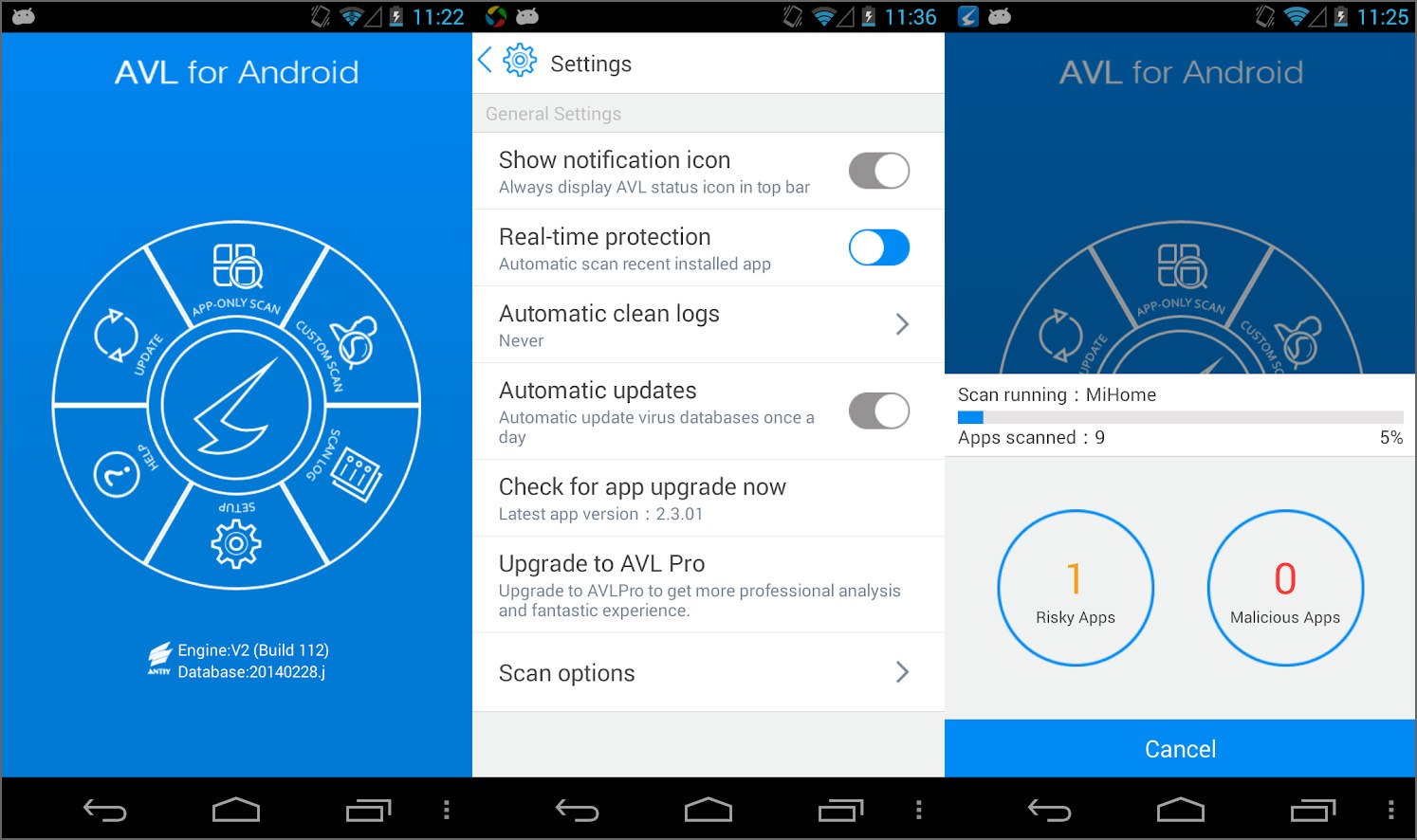 how to call application class in android