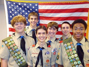 boy scouts of america application