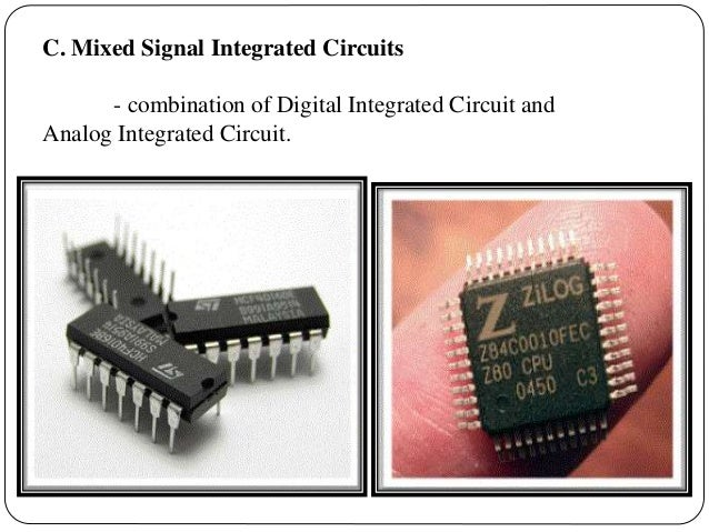 application specific integrated circuit example