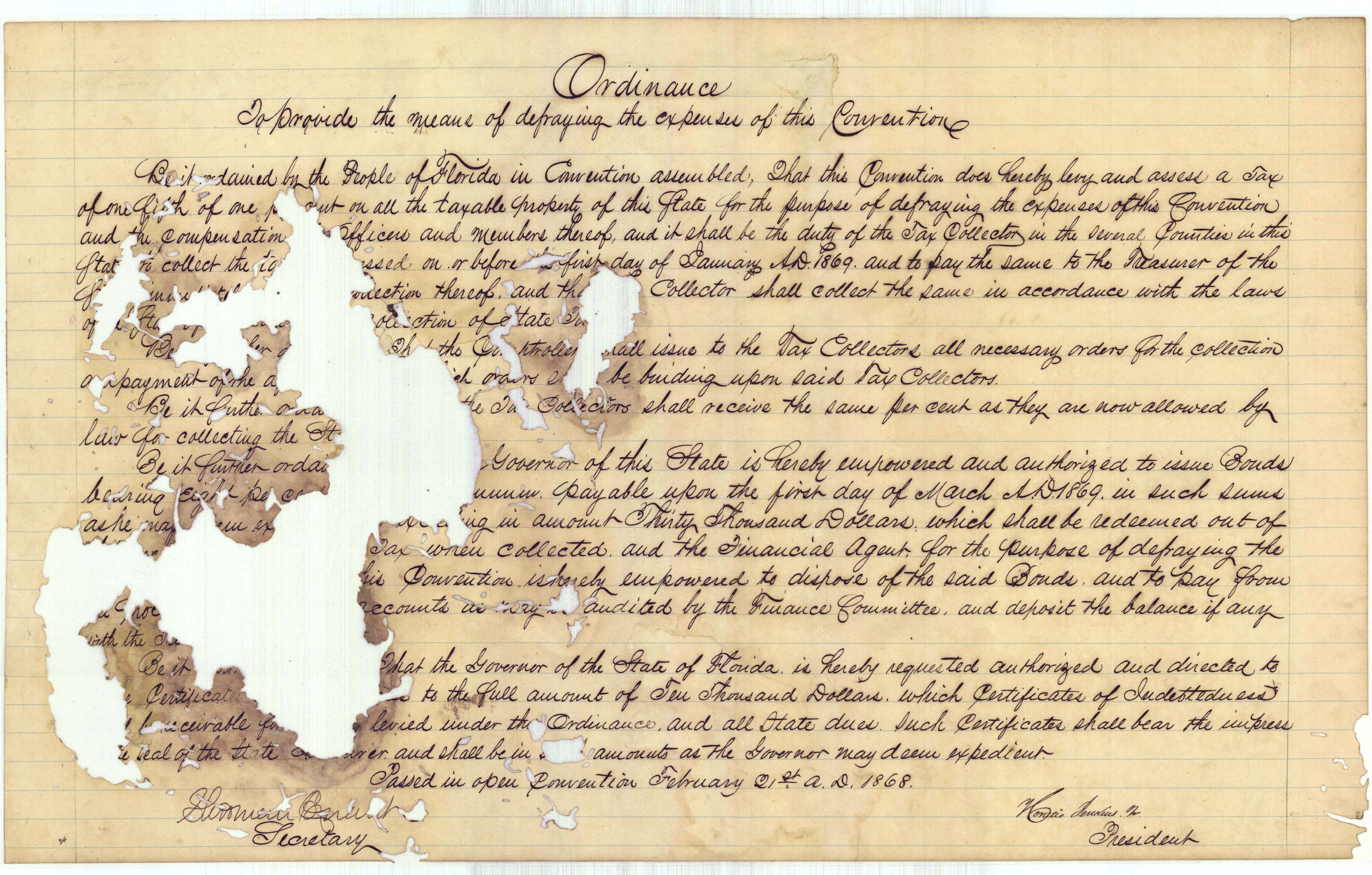 florida constitution revision commission application