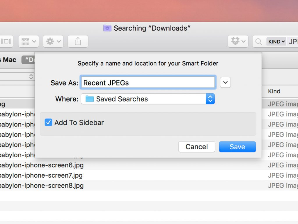 how to add applications folder to finder sidebar