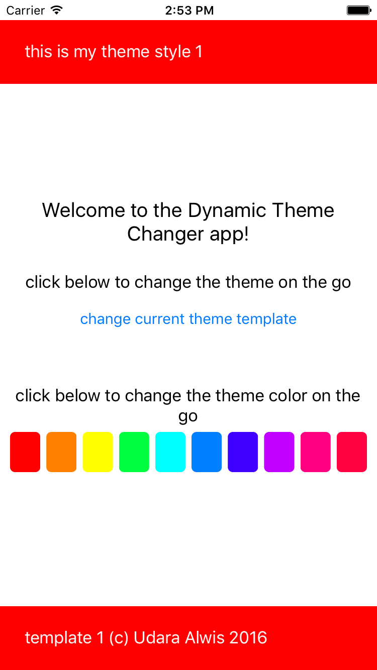 xamarin change background color for application