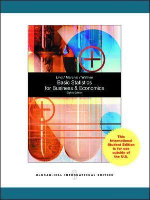 basic business statistics concepts and applications 10th edition pdf