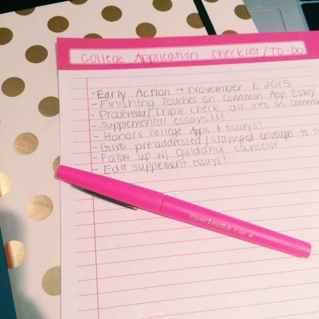 best activities for college applications