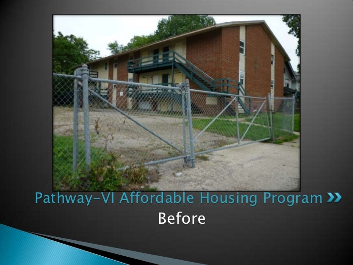 pathways application for social housing