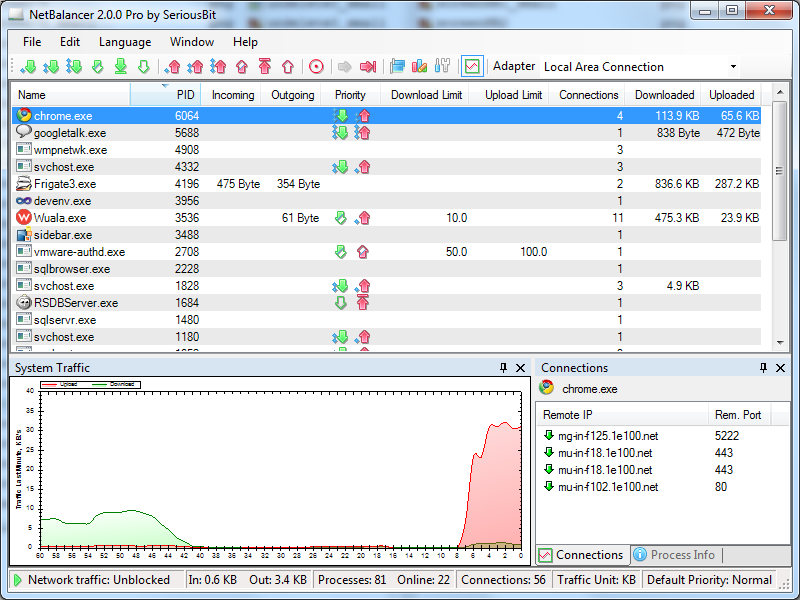 task manager limit cpu usage in application w7