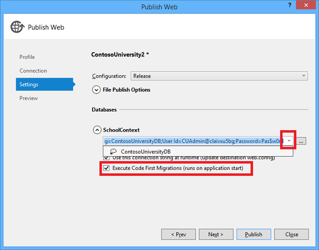 the connectionstring property has not been initialized c windows application